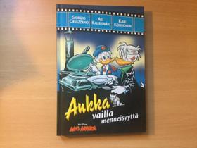 Ankka vailla menneisyyttä, Sarjakuvat, Kirjat ja lehdet, Kokkola, Tori.fi