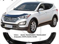Konepellin kivisuoja ja tuuliohjaimia Hyundai