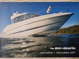 MV-Marin -mallistoesite vuodelta 2007, Harrastekirjat, Kirjat ja lehdet, Lappeenranta, Tori.fi