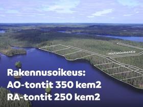 Pieksämäki - Löytynlammen alueen tontit, Tontit, Pieksämäki, Tori.fi
