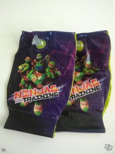 Käsikellukkeet Turtles