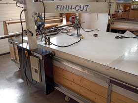 Finn-Cut -kangasleikkuri + leikkauspöytä, Käsityöt, Lapua, Tori.fi