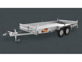 Majava traileri / lavetti 2167 kg. kantavuudella, Kuljetuskalusto, Työkoneet ja kalusto, Sipoo, Tori.fi