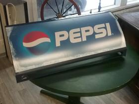 Pepsi valomainokset, Valaisimet, Sisustus ja huonekalut, Kotka, Tori.fi