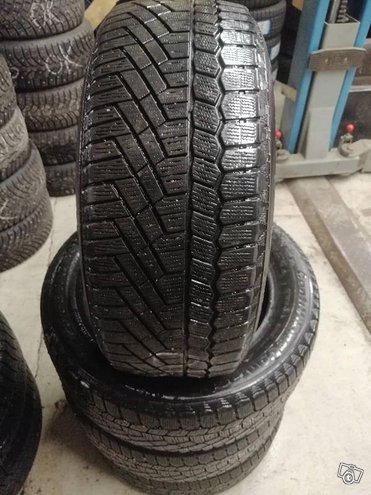 225/55R17 Conti Viking Contact 5 101T 6-7mm 4kpl