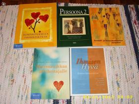 Lähihoitaja-opiskelijan kirjoja, Oppikirjat, Kirjat ja lehdet, Alajärvi, Tori.fi