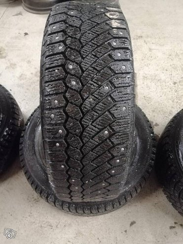 185/60R15 Conti Ice Contact 6.5-7.5mm 2kpl