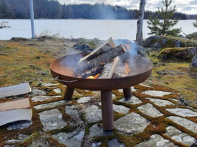 Rusty tulisija 58 cm, Muu piha ja puutarha, Piha ja puutarha, Sysmä, Tori.fi