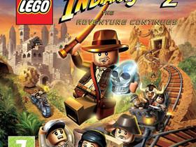 Lego Indiana Jones 2 - The Adventure Continues PS3, Pelikonsolit ja pelaaminen, Viihde-elektroniikka, Lahti, Tori.fi