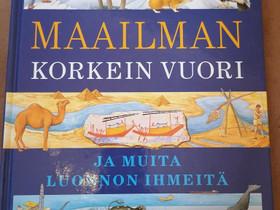 Maailman korkein vuori, Lastenkirjat, Kirjat ja lehdet, Kouvola, Tori.fi