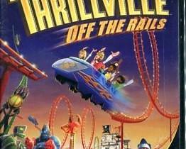 Thrillville Off The Rails Uusi PC Pkt 2,5e/Nouto, Pelikonsolit ja pelaaminen, Viihde-elektroniikka, Tampere, Tori.fi