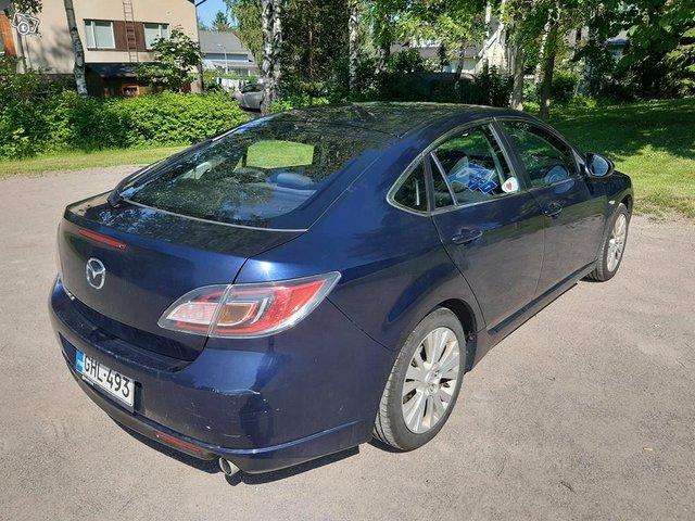 Mazda 6 1.8 5.ov vm.2010 5
