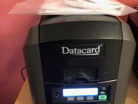Datacard CD800 muovikorttitulostin (2-puoleinen), Muu tietotekniikka, Tietokoneet ja lisälaitteet, Espoo, Tori.fi