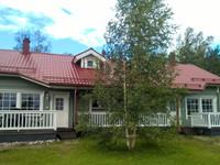 Loma-asunto Lestijärven rannalla