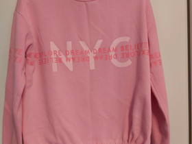 Uudenveroinen vaaleanpunainen paita 170cm, Lastenvaatteet ja kengät, Hämeenlinna, Tori.fi