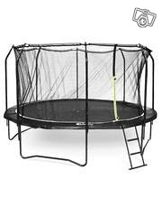 ISport Air Black 4,3m 104 jousta trampoliini turv