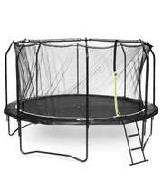 I-Sport Air Black 4,3m 104 jousta trampoliini turv, Muu urheilu ja ulkoilu, Urheilu ja ulkoilu, Harjavalta, Tori.fi