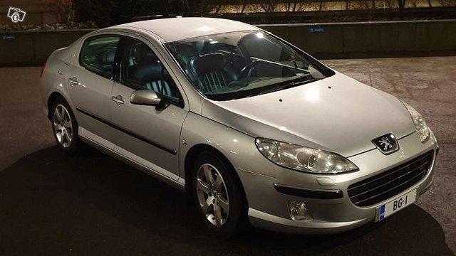 Peugeot 407 3.0V6