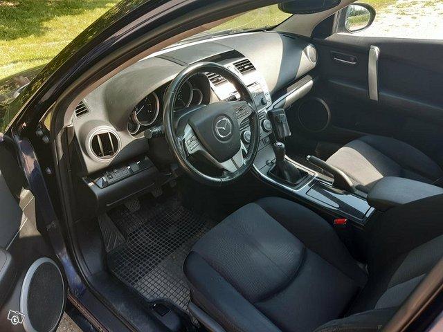 Mazda 6 1.8 5.ov vm.2010 10
