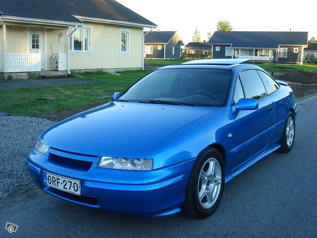 Opel Calibra 2,0-16v Turbo 4x4