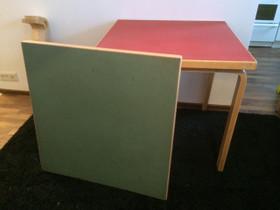 Alvar Aalto vanha pöytä, Pöydät ja tuolit, Sisustus ja huonekalut, Turku, Tori.fi