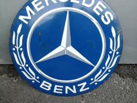 Vanha Mercedes Benz emalikyltti, Muu keräily, Keräily, Vantaa, Tori.fi