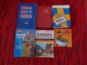 Matkaopas,sanakirja, Muut kirjat ja lehdet, Kirjat ja lehdet, Tampere, Tori.fi