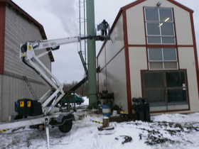 Dino 180xt työskentelyk 18 m Meri-Lapissa, Työkalut, tikkaat ja laitteet, Rakennustarvikkeet ja työkalut, Tornio, Tori.fi