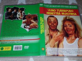 Uuno Turhapuro menettää muistinsa DVD, Elokuvat, Tampere, Tori.fi