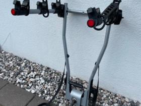 Thule pyöräteline peräkoukkuun, Pyörätarvikkeet ja kypärät, Polkupyörät ja pyöräily, Espoo, Tori.fi