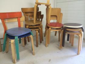 Artek tuoleja, Pöydät ja tuolit, Sisustus ja huonekalut, Turku, Tori.fi