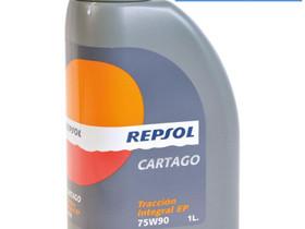 REPSOL Cartago Tracion Integral EP75W90,vaihteisto, Mopoauton varaosat ja tarvikkeet, Mototarvikkeet ja varaosat, Naantali, Tori.fi