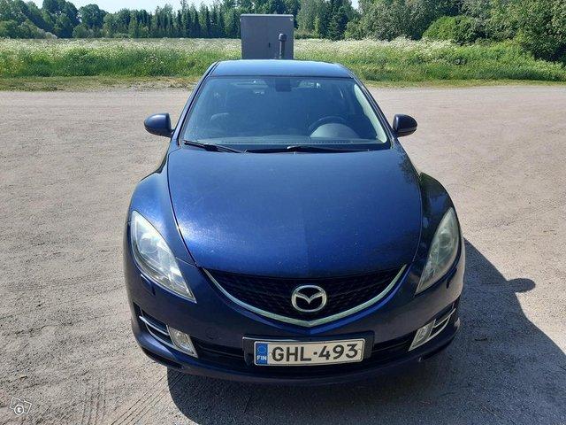 Mazda 6 1.8 5.ov vm.2010 8
