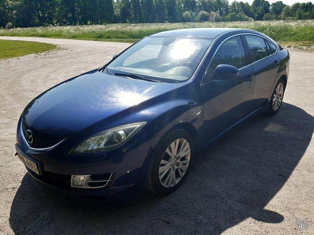 Mazda 6 1.8 5.ov vm.2010