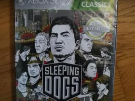 Xbox 360 sleeping dogs peli, Pelikonsolit ja pelaaminen, Viihde-elektroniikka, Nurmes, Tori.fi