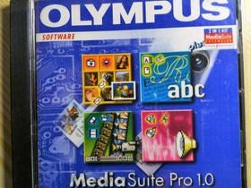 Olympus Media Suite Pro 1.0 PC-ohjelmisto, Tietokoneohjelmat, Tietokoneet ja lisälaitteet, Huittinen, Tori.fi