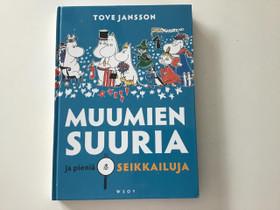 Muumien suuria ja pieniä seikkailuja, Lastenkirjat, Kirjat ja lehdet, Muurame, Tori.fi
