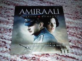 Dvd leffa - Amiraali , korkein komento-, Elokuvat, Kalajoki, Tori.fi