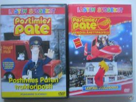 Postimies Pate - lasten dvd:t 2 kpl, Imatra/posti, Elokuvat, Imatra, Tori.fi
