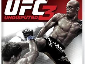 UFC Undisputed 3 PS3, Pelikonsolit ja pelaaminen, Viihde-elektroniikka, Lahti, Tori.fi