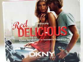 DKNY Red Delicious Eau de Parfum spray 50ml, Kauneudenhoito ja kosmetiikka, Terveys ja hyvinvointi, Helsinki, Tori.fi