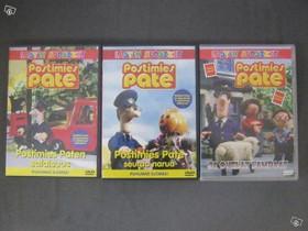 Postimies Pate -lasten dvd:t 3 kpl, Imatra/posti, Elokuvat, Imatra, Tori.fi