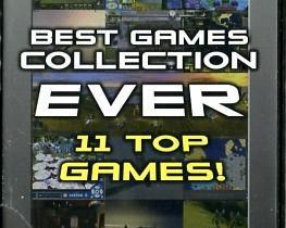 Best Games Collection Ever 11 Peliä Uusi Pkt 2,5e, Pelikonsolit ja pelaaminen, Viihde-elektroniikka, Tampere, Tori.fi