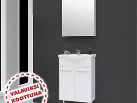 FINBERG Nordic 50 cm kylpyhuoneryhmä valkoinen, Kylpyhuoneet, WC:t ja saunat, Rakennustarvikkeet ja työkalut, Oulu, Tori.fi