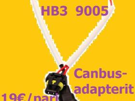 Canbus-adapterit esim. HB3 9005 Led-valoille, Lisävarusteet ja autotarvikkeet, Auton varaosat ja tarvikkeet, Vantaa, Tori.fi
