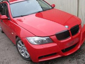 Purkuauto: BMW 320D FARMARI -2006, Autovaraosat, Auton varaosat ja tarvikkeet, Tampere, Tori.fi