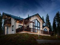 Villa 2 loma-asunto Vuokatissa