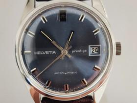Helvetia Prestige Automatic vuodelta -70, Kellot ja korut, Asusteet ja kellot, Turku, Tori.fi
