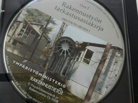 Pientalotyömaan tarkastusasiakirja cd, osa 2, Muu rakentaminen ja remontointi, Rakennustarvikkeet ja työkalut, Espoo, Tori.fi