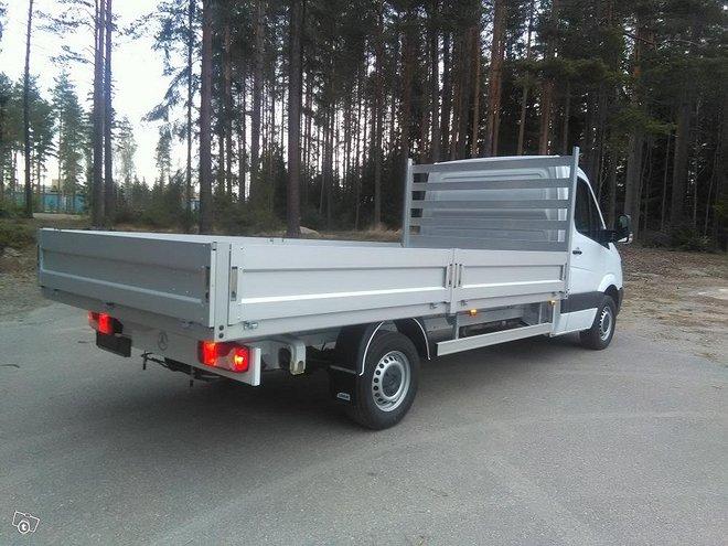 Mercedes Sprinter / VW Crafter lava